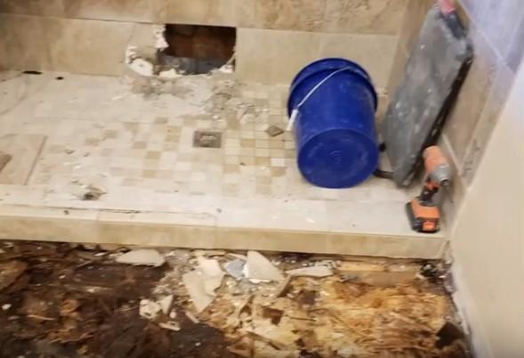 Greenville tile installation sc